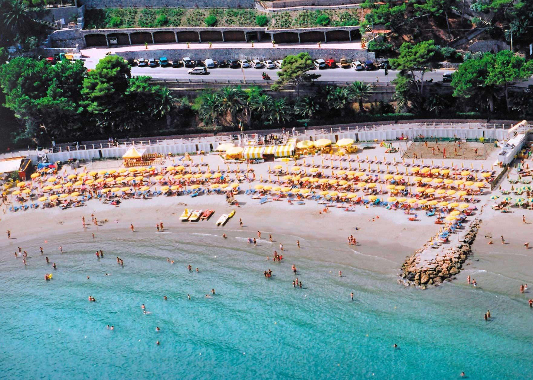 Bagni marinella u la vera spiaggia di laigueglia